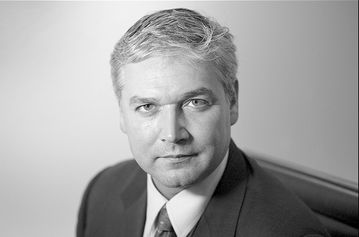 Matthew Merritt, Head of Multi-Asset Strategy Group